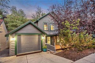 Park City Single Family Home For Sale: 166 Main Street