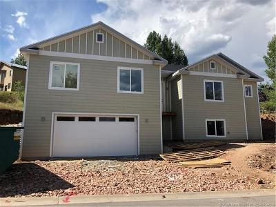 Park City Single Family Home For Sale: 4160 Sunrise Drive