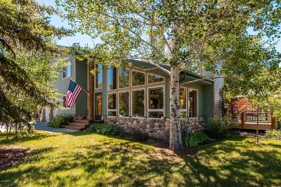 Park City Single Family Home For Sale: 1851 Little Kate Road