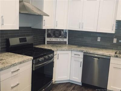 Kamas And Marion Area Condo/Townhouse For Sale: 354 E 370 South #8