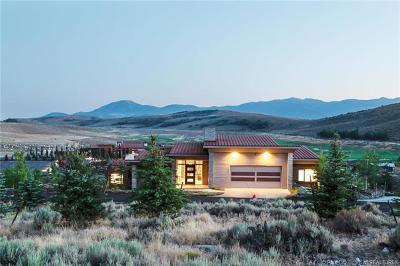 Park City Single Family Home For Sale: 6407 Golden Bear Lp West