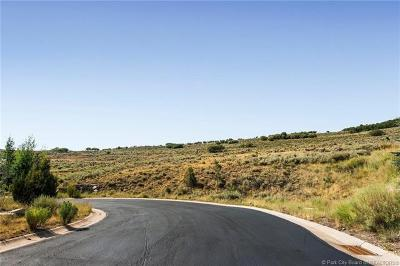 Tuhaye, Red Ledges Residential Lots & Land For Sale: 9185 N Uinta Circle