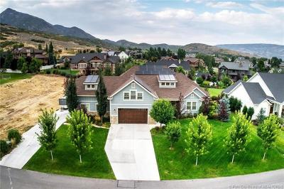 Midway UT Single Family Home For Sale: $1,395,000