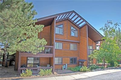 Park City Condo/Townhouse For Sale: 2025 Canyon Resort Drive