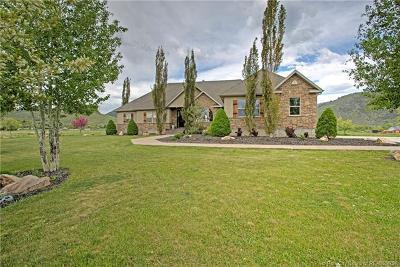 Single Family Home For Sale: 5550 N Franson Lane