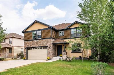 Park City Single Family Home For Sale: 6006 N Fairview Drive