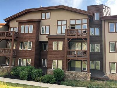 Condo/Townhouse For Sale: 6677 N 2200 W #C303