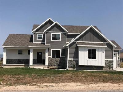 Single Family Home For Sale: 110 W Lambert