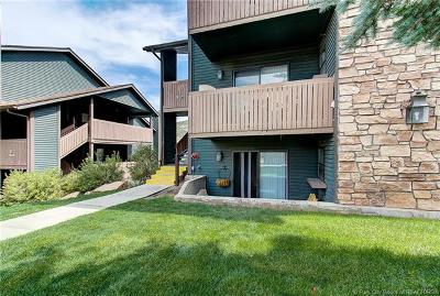 Park City Condo/Townhouse For Sale: 7035 N 2200 #3T