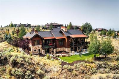 Park City Single Family Home For Sale: 2338 E West View Trail