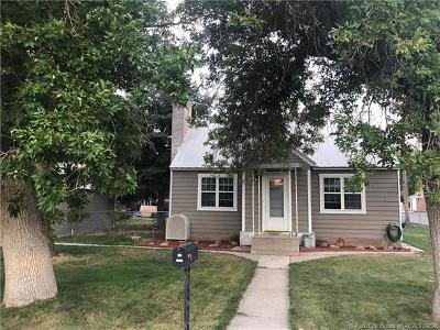 Heber City Single Family Home For Sale: 445 S 200 W