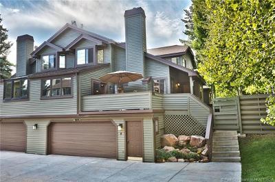 Park City Condo/Townhouse For Sale: 3076 Elk Run Drive #2402