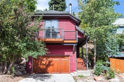 Park City Single Family Home For Sale: 136 Daly Avenue