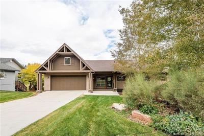 Park City Single Family Home For Sale: 8760 N Silver Spur Road