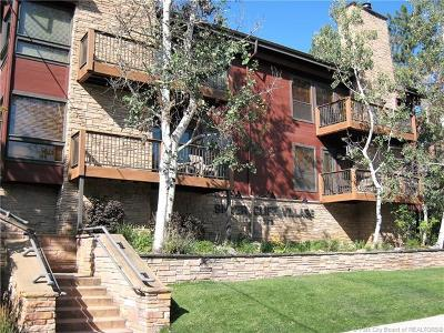 Park City Condo/Townhouse For Sale: 1375 Woodside Avenue #207