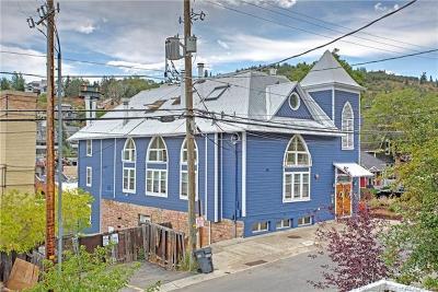 Park City Condo/Townhouse For Sale: 424 Park Avenue #E