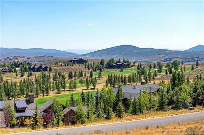 Park City Residential Lots & Land For Sale: 7355 Glenwild