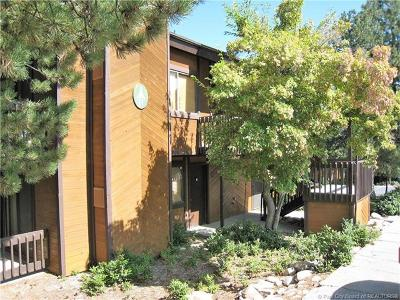 Park City Condo/Townhouse For Sale: 2025 Canyons Resort Drive #R-4