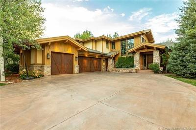 Park City Single Family Home For Sale: 4806 Last Stand