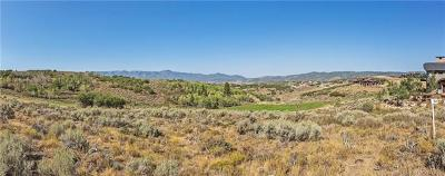 Park City Residential Lots & Land For Sale: 8619 N Sunset Circle