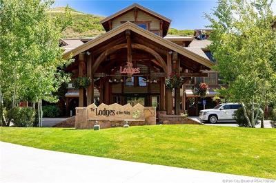 Park City Condo/Townhouse For Sale: 2900 Deer Valley Dr E #3205