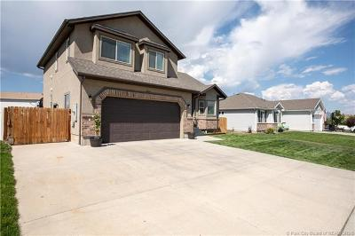 Heber City Single Family Home For Sale: 2024 S 150 East