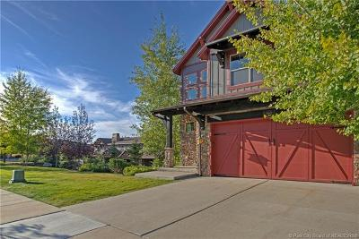 Heber City Condo/Townhouse For Sale: 860 W Benjamin Place