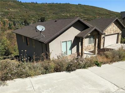 Park City Single Family Home For Sale: 150 N Crestview Drive