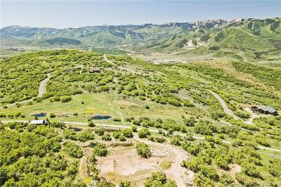 Park City Residential Lots & Land For Sale: 1860 Red Hawk Trail