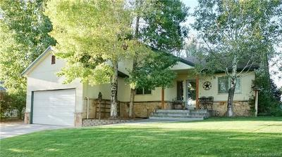 Heber City Single Family Home For Sale: 701 E 500 North