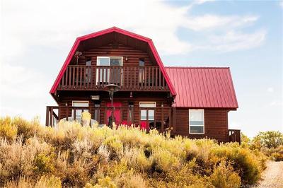 Heber City Single Family Home For Sale: 10294 E Lake Pines Drive