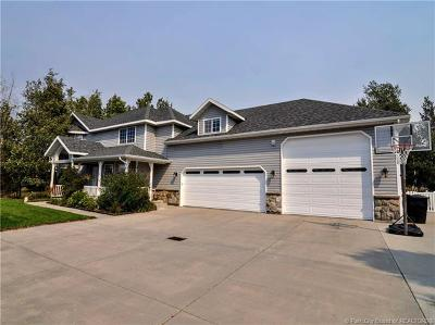 Heber City Single Family Home For Sale: 691 Southfield Road