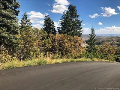 Park City Residential Lots & Land For Sale: 115 Crestview Lane
