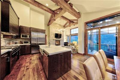 Park City UT Condo/Townhouse For Sale: $2,700,000