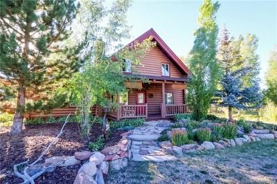 Single Family Home For Sale: 1704 S Hallam Road