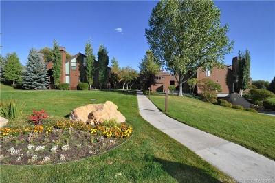 Park City Condo/Townhouse For Sale: 1540 Three Kings Drive #61