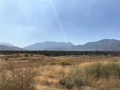 Heber City Residential Lots & Land For Sale: 1590 E Mount Nebo Circle (Lot 35)
