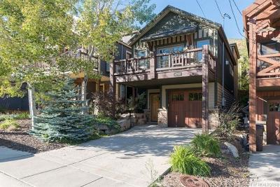 Park City UT Single Family Home For Sale: $1,725,000