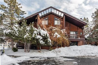 Park City Condo/Townhouse For Sale: 2025 Canyons Resort Drive #P3