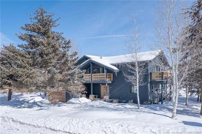 Single Family Home For Sale: 2824 Lucky John