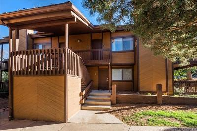 Park City Condo/Townhouse For Sale: 2025 Canyons Resort #K6