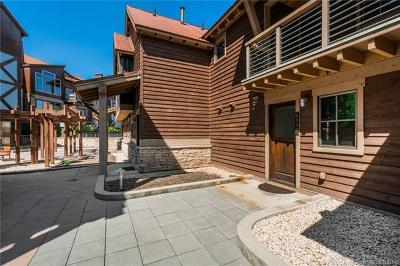 Park City Condo/Townhouse For Sale: 1825 Three Kings Drive #503