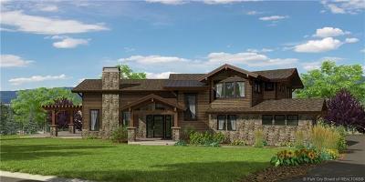 Single Family Home For Sale: 2429 Saddlehorn