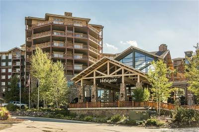 Park City Condo/Townhouse For Sale: 3000 Canyons Resort #4709