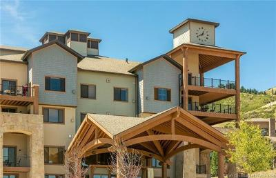 Park City Condo/Townhouse For Sale: 2669 Canyons Resort Drive #303