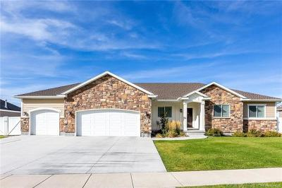 Heber City Single Family Home For Sale: 1151 E 2880 South