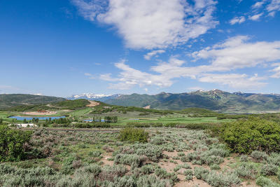Tuhaye, Red Ledges Residential Lots & Land For Sale: 9861 N Timpanogos Circle