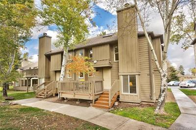 Park City Condo/Townhouse For Sale: 2100 W Canyons Resort Drive #18-B