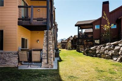 Heber City Condo/Townhouse For Sale: 14345 N Buck Horn Trail #D
