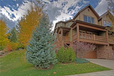 Park City Condo/Townhouse For Sale: 3039 W Canyon Links Drive